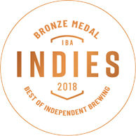 indies brewing award
