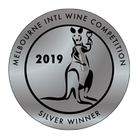 melbourne international wine silver medal